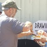 Weld County Fish and Wildlife bbq event
