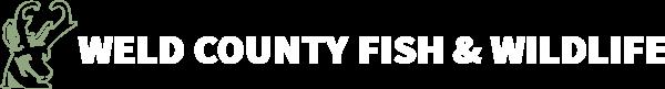 Weld County Fish and Wildlife logo
