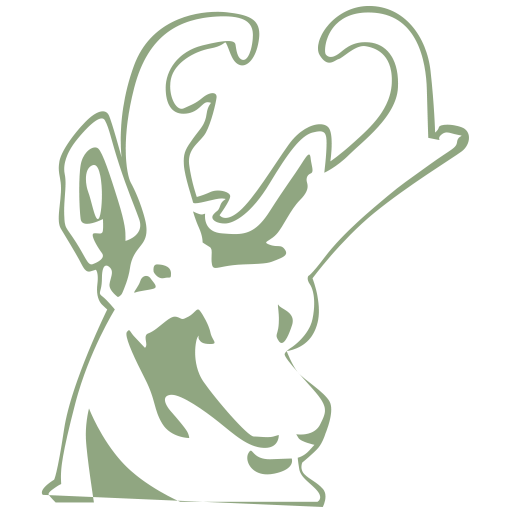 Weld County Fish and Wildlife logo icon